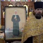 В Борисов прибыла икона блаженной Матроны Московской и ковчег с частицей её святых мощей