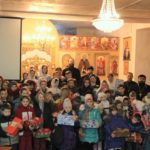 Состоялся первый смотр-конкурс православных стихов и песнопений