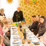 В кафедральном соборе св. Александра Невского г. Марьина Горка состоялся приходской кулинарный конкурс