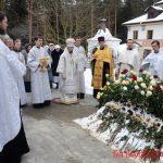 Слово епископа Борисовского и Марьиногорского Вениамина в 40 – й день по почившей игуменье Василиссе (Медведь)