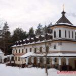 Епископ Борисовский и Марьиногорский Вениамин возглавил богослужения в Свято-Ксениевском монастыре д. Барань