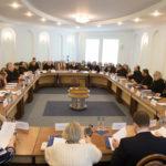 Епископ Вениамин принял участие в первом заседании Организационного комитета Белорусской Православной Церкви по подготовке и проведению в 2017-2019 годах в епархиях БПЦ юбилейных торжеств