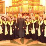 Юбилейный концерт народной хоровой капеллы «Светоч»