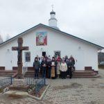 В деревне Прилепы Смолевичского района молитвенно почтили день памяти священномученика Иоанна (Пашина), епископа Рыльского