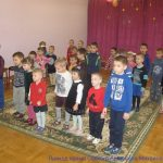 В гостях у малышей в Жодинском детском доме