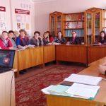 Комиссией по материнству и семье был проведен семинар «На пороге зрелости»