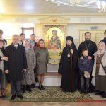 Престольный праздник отметил храм святой праведной княгини Софии Слуцкой в деревни Птич Пуховичского района