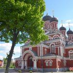 В праздник Вознесения Господня епископ Вениамин возглавил Литургию в Воскресенском кафедральном соборе города Борисова