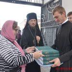 В Борисове прошло мероприятие, посвящённое дню памяти святых равноапостольных Мефодия и Кирилла и Дню славянской письменности и культуры