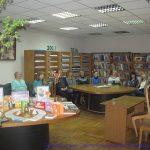 Беседы о воспитании в Жодинской городской библиотеке