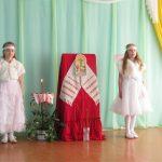 В школе деревни Турец Червенского района прошел праздник «Пасхальный колокольчик»
