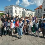 Поездка воскресных школ Борисова в Могилев
