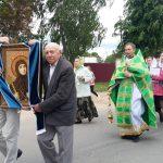 В Евфросиниевском храме Руденска отметили престольный праздник