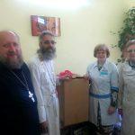 Благодаря Добровольческому движению храма иконы Божией Матери «Всецарица» в Борисове появится концентратор кислорода