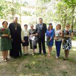 Священники Смолевичского благочиния приняли участие в торжественной линейке «Последний звонок»