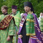 Престольный праздник отметил приход храма Святой Живоначальной Троицы города Борисова