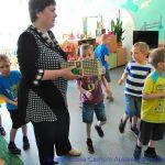 Причастие в Жодинском детском доме