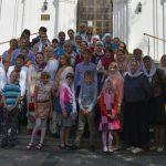 Волонтёры «Воскресение» совершили паломническую поездку в Свято-Елисаветинский монастырь