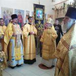 Престольный праздник отметил приход храма святых апостолов Петра и Павла аг.Валевачи