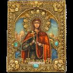Нижний придел в честь святой мученицы Иулии Карфагенской Христо-Рождественского храма в городе Борисове отметит престольный праздник