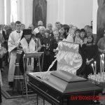 Совершено отпевание по новопреставленному Янченко Владимиру Николаевичу