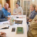 Состоялось собрание председателей епархиальных отделов