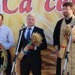 Протоиерей Павел Яцукович благословил в Борисовском районе «Зажынкі-2017»