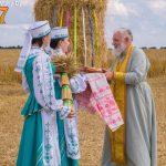 Благословение на сбор урожая «Зажинки 2017»