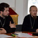 Епископ Вениамин возглавил работу Республиканского семинара-совещания для преподавателей воскресных школ