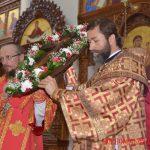 Вечером епископ Вениамин и епископ Андрей совершили Вечерню в Воскресенском кафедральном соборе города Борисова