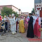 На Преображение епископ Вениамин возглавил Литургию в кафедральном соборе Воскресения Христова