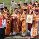 На Березинской земле почтили память священномученика Леонида Бирюковича