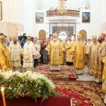 Преосвященнейший Вениамин, епископ Борисовский и Марьиногорский принял участие в торжествах в честь 300-летия со дня рождения святителя Георгия Могилевского