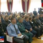 Епископ Борисовский и Марьиногорский Вениамин принял участие в 36-й внеочередной сессии Борисовского районного Совета депутатов