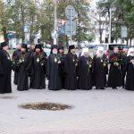 Преосвященнейший Вениамин принял участие в торжествах в честь дня памяти преподобномученика Афанасия Брестского