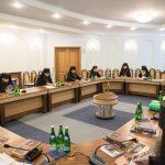 Епископ Борисовский и Марьиногорский Вениамин принял участие в работе очередного заседания Синода Белорусской Православной Церкви