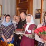 Поздравления с Днём рождения правящему архиерею Борисовской епархии епископу Вениамину