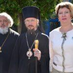 Епископ Борисовский и Марьиногорский Вениамин принял участие в торжественном мероприятии, посвященном началу учебного года