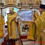 Престольный праздник отметил кафедральный собор в городе Марьина Горка