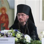 Доклад епископа Борисовского и Марьиногорского Вениамина  на круглом столе «Особенности устроения монашеской жизни в городских монастырях»