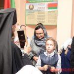 Епископ Вениамин посетил Зембинскую школу