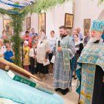 Состоялась линейка в кафедральном соборе города Марьина Горка