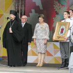Епископ Борисовский и Марьиногорский Вениамин посетил фестиваль-ярмарку «Дажынкі-2017» и принял участие в праздничных мероприятиях