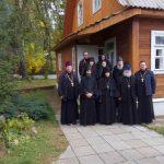 Женский монастырь в честь святого апостола Иоанна Богослова д. Домашаны отметил престольный праздник