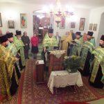 В Озерицкой Слободе прошло собрание духовенства Смолевичского благочиния
