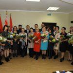 Благочинный Жодинского церковного округа протоиерей Николай Тютюнников принял участие в торжественном приеме, посвященном Дню матери