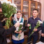 В воскресной школе Александро-Невского кафедрального собора г. Марьина Горка отметили День учителя