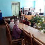 В Червенской Центральной районной библиотеке прошло мероприятие, посвященное празднику Покрова Пресвятой Богородицы