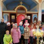 Ученики факультатива «Основы православной культуры» совершили паломничество по святым местам Березинского района