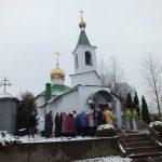 Престольный праздник отметил Космо-Дамиановский приход аг. Драчкого Смолевичского района